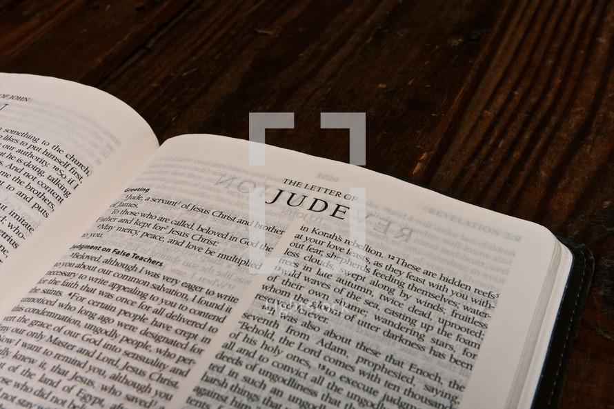 Scripture Titles - Jude