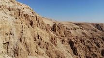 Qumran Cliff Face