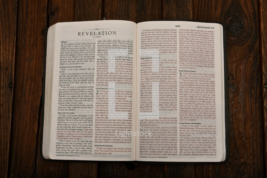 Scripture Titles - Revelation