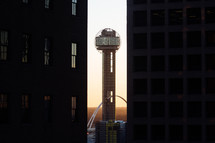Reunion Tower Dallas, Texas