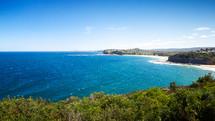 Sydney, Australia coastline