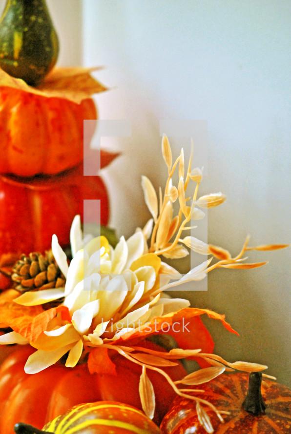 fall topiary