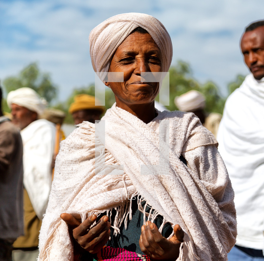 people in Ethiopia