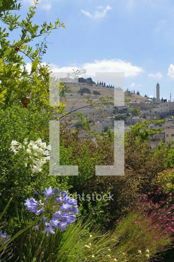 Layers of Jerusalem-Truly a stunning juxtaposition of cultures on this city in the hills of Israel