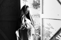 pregnant Mother Mary