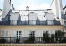 roof top in Paris
