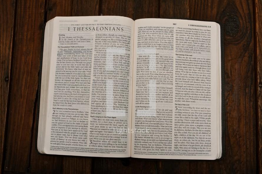 Scripture Titles - 1 Thessalonians