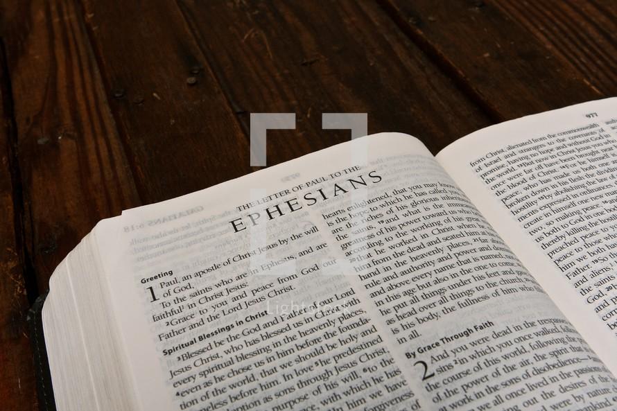 Scripture Titles - Ephesians
