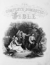 The Complete Domestic Bible cover