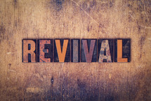 word revival