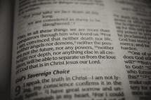 God's Love - Bible verse