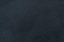 Black leather grain.