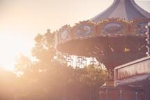 a carousel
