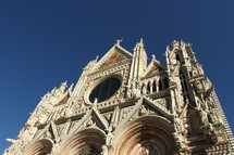 The Siena Cathedral