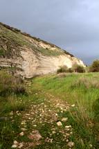 Valley of Elah where David killed Goliath