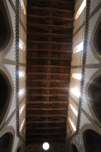 Cathedral rafters