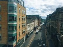 Scottish streets