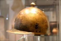 Roman soliders helmet