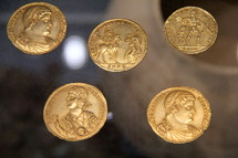 Roman Gold Coins or pieces of gold