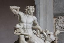 statue in stone