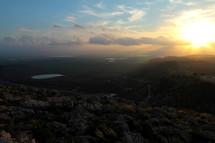 Israel at Sunset