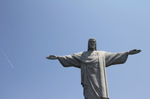 Cristo Redentor. Christ, The Redeemer. Christ. Jesus. Idols. Symbol of Jesus. Symbol of Christ.