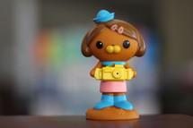 Octonauts toy figurine