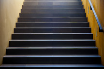 steps in a stairway