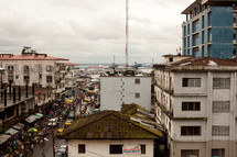 roof tops in Liberia