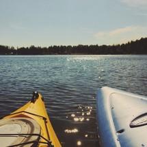 Canoe bows