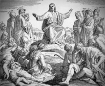 Jesus' Sermon on the Mount, Matthew 5