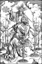 Vision of the Seven Candlesticks