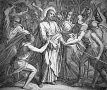 Jesus Arrested. Matt.26, 47-55
