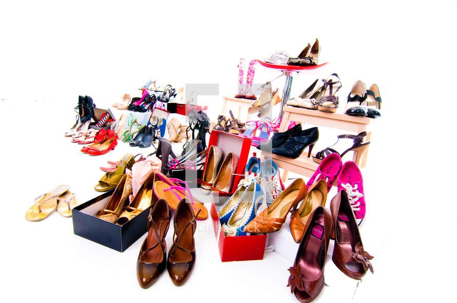 Woman's shoes