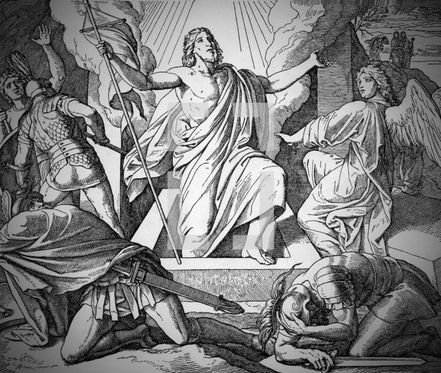 The Resurrection Matthew 2:1-4