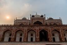 mosque in Delhi, India