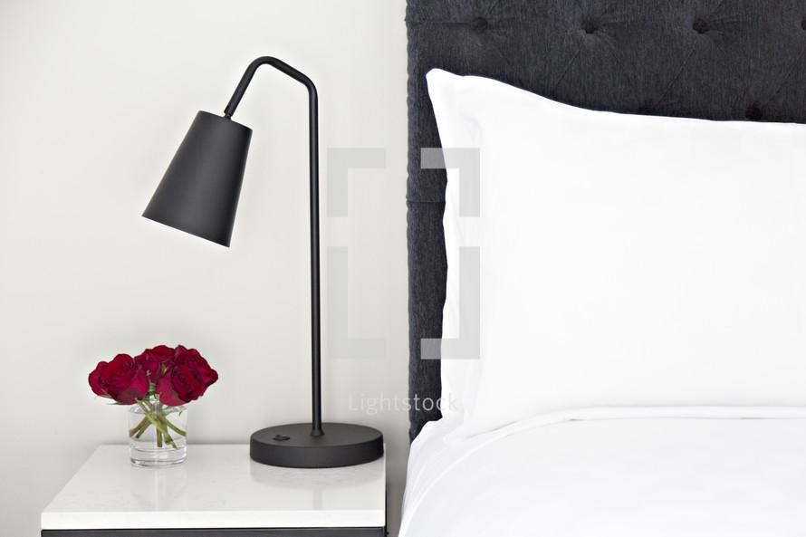Apartment living, bedroom