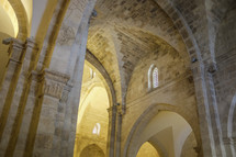 The Church of St. Anne is a Roman Catholic church, located at the start of the Via Dolorosa, near the Lions' Gate and churches of the Flagellation and Condemnation, in the Muslim Quarter of the old city of Jerusalem.