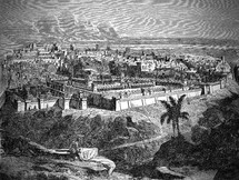Jerusalem at the time of Christ