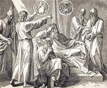 Joseph and Pharaoh's Dream, Genesis 41:14-32