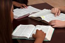 Ladies devotional Bible study