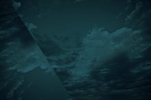 dark clouds abstract background.