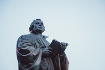 statue of Martin Luther