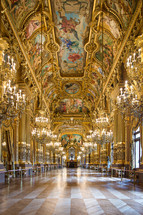The Gallery of the Palais Garnier