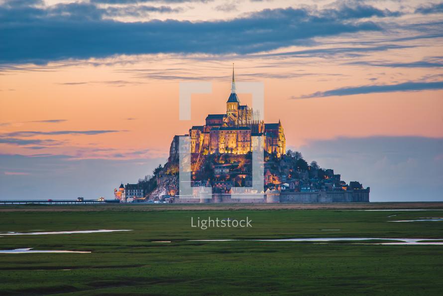 THe Mont Saint Michel