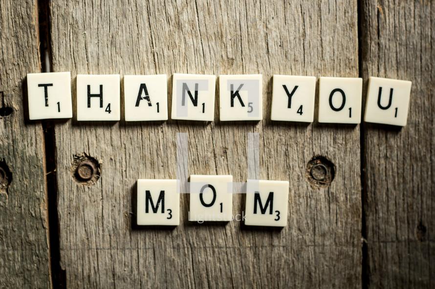 thank you mom