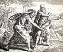 Saul is Rejected as King, 1 Samuel 15:22-29