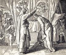 Nathan Rebukes David, 2 Samuel 12:1-10