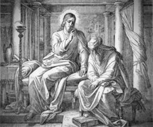 Jesus Teaches Nicodemus, John 3:1-21
