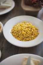 corn in a bowl
